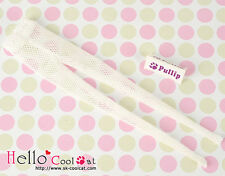 ☆╮Cool Cat╭☆【PP-130】Pullip Pantyhoses Doll Socks # Thick Net Off-White