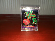 1991 Topps Addams Family Trading Card 99 Card Set Complete w/11 Stickers