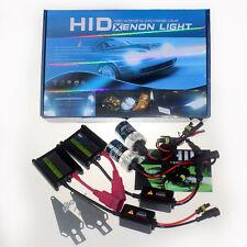 Xenon HID Conversion Kit H7R 6000K White 55W Canbus Metal based bulb Error Free