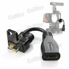 HDMI Cable with clamp For MOVCAM Tilta BMPCC Rig Cage Black Magic Pocket Camera