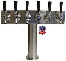 Draft Beer Tower Keg Tap Tower Beer Parts -TT6CR-