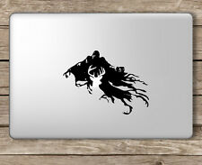 Dementor and Patronus Harry Potter - Apple Macbook Laptop Vinyl Sticker Decal