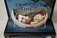 Alabama Crimson Tide Timeout Tikes New Garden Decorative Hanging Sculpture