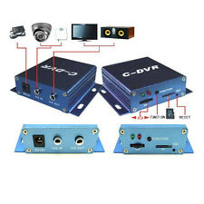 Mini C-DVR Video/Audio Motion Detection TF Card Recorder For IP Camera LO