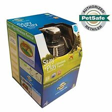 PetSafe Stay + Play Wireless Dog Fence Containment System PIF00-12917