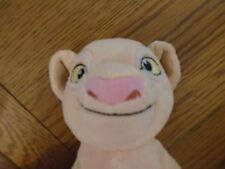 La tienda de Disney Pequeño León del Rey León. Simba? Nala?