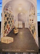 WINE CELLAR BREWERANIA  RAPHAEL TUCK QUEENS DOLLS HOUSE   NR MINT AUTHENTIC