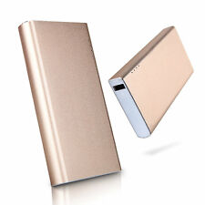 15000mah Portable Power Bank Backup Dual USB Battery Charger For Mobile Phone