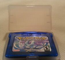 Pokemon Crystal Shards GBA NEW