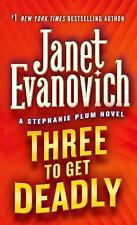 Three to Get Deadly 3 by Janet Evanovich (1998,...Paperback)