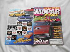 MOPAR MUSCLE--DECEMBER/JANUARY,1996--MAGAZINE