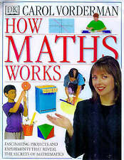 How Mathematics Works (Eyewitness Science Guides),GOOD Book