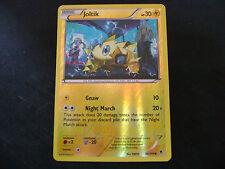 Pokemon Card - Joltik 26/119 XY Phantom Forces Set REVERSE holo NM-M