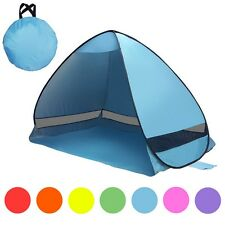 Portable Automatic Pop Up Beach Canopy Sun Outdoor Camping Shade Shelter Tent