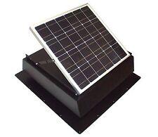 Closeout Rand Solar Powered Attic Fan-40 Watt-W Roof Top Ventilator NEW!!