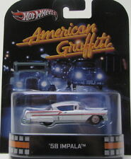 Chevrolet Impala ( American Graffiti ) Hot Wheels 1:64