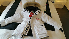 "LIMITED RED LABEL HOLOGRAM TAG WHITE CANADA GOOSE EXPEDITION ""XS"" PARKA JACKET"
