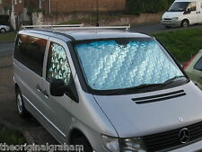 Mercedes Vito (up to 2004) Thermal Interior Window Blinds