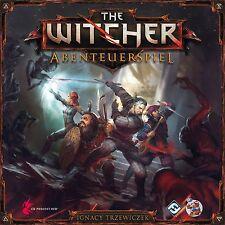 The Witcher - Abenteuerspiel   Brettspiel, Deutsch