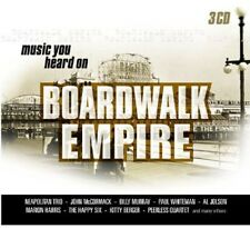 Music You Heard On Boardwalk Empire - Soundtrack [CD New]