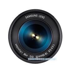 100% Original Genuine Samsung NX 18-55mm F3.5-5.6 OIS III S1855CSB Lens NX300
