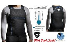 GILET MOTO TERMICO REV'IT REVIT COOL LIQUID REFRIGERANTE TG XXXL 3XL XYL