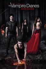 THE VAMPIRE DIARIES Woods Poster Print, 24x36