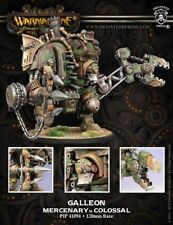 Warmachine - Mercenaries - Galleon PIP41094 Sealed NIB FREE SH!