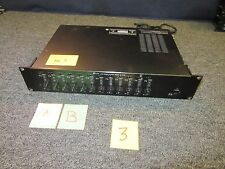 TOA 1000 STEREO MIXER M-1212E 12 CHANNEL XLR PRO AUDIO LINE MIC RACK MOUNT USED