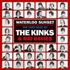 The Kinks - Waterloo Sunset: Best of the Kinks & Ray Davies [New CD] UK - Import