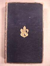 Greek Bible - 1836 - Signed by Bishop to Perowne