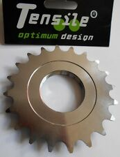 "Tensile 20 tooth 3/32"" Fixed Sprocket Fine CNC Tuf Cromoly Steel NEW 1.37 x 24"