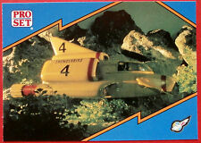 Thunderbirds PRO SET - Card #037 - Thunderbird 4 - Pro Set Inc 1992