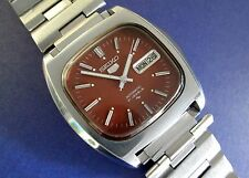 "Seiko 5 7019-5000 ""MONACO"" AUTOMATICO MECCANICO 21 JEWELS JAPAN RARA Men's Watch"
