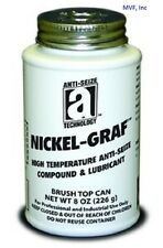 ANTI-SEIZE 13008 NICKEL-GRAF HIGH TEMP 8 oz. BRUSH TOP CAN  150ER05