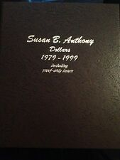 1981-S SBA$1 Type 2 CA (Proof) Susan B. Anthony Dollar Complete Collection 18 Cn