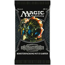 GERMAN Magic MTG 2013 Core Set M13 Factory Sealed Booster Pack HOT The Gathering