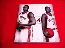 2008-09 University of Alabama Basketball Media Guide - Alonzo Gee