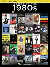 Songs of the 1980s: The New Decade Series with Online Play-Along Backing Tracks,