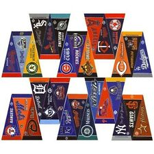 "30 TEAMS MLB BASEBALL FELT MINI PENNANTS SET 4"" X 9"" OFFICIALLY LICENSED"