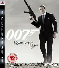 James Bond Quantum of Solace PS3 NEW and Sealed