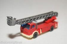 WIKING MERCEDES BENZ MERCEDES-BENZ FEUERWEHR FIRE ENGINE LADDER EXCELLENT
