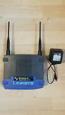 Linksys WAP54G Vers. 3.1 Wireless-G Access Point with SES 802.11g + Netzteil