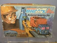 M/BOX 'BIG MX' MODEL No. BM-1 REFUSE TRUCK & MECHANISED INCINERATOR SITE  MIB