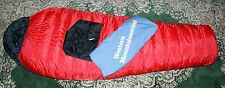 New Western Mountaineering Bison GoreTex Down Expedition Bag - $1120 MSRP