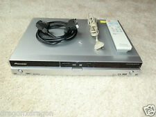 Pioneer DVR-440H DVD-Recorder / 80GB HDD, inkl. FB, DEFEKT / Brennfehler DVD