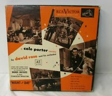 A Cole Porter Review by David Rose and His Orchestra ~ RCA Victor Smart Set