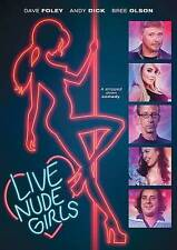 Live Nude Girls (DVD, 2014) Bree Olson, VERY GOOD