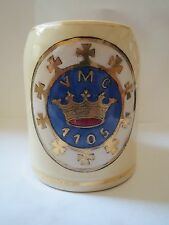 ROYAL ARCANUM FRACTURAL VMC 1105 MUG - SHAVING MUG - MADE IN GERMANY (B)