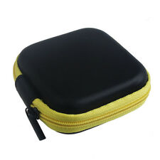 Zipper Storage Bag Carrying Case for Hard Keep Earphones SD Card Area HOT SALE